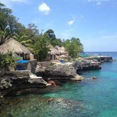 Couples should make a beeline for Negril, the fun-loving resort town on Jamaica's northwest coast, and check in to T+L reader favorite Rockhouse Hotel.