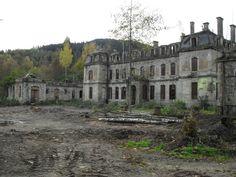 chateau de saulxures sur moselotte, etat actuel - chateau-saulxures-sur-moselotte