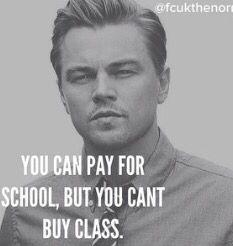 Class ... Enough said...