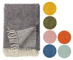 Scandinavian, Wool Blanket, Homes