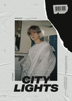 백현 BAEKHYUN The 1st Mini Album 'City Lights' || 🎧 2019.07.10.