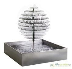 This Indoor Water Fountains are the uncomplicated way to add fine art to your home. Yard Water Fountains, Concrete Fountains, Garden Fountains, Stone Water Features, Water Features In The Garden, Tabletop Water Fountain, Indoor Fountain, Feng Shui Fountain, Decorative Water Fountain