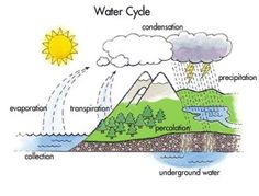 Water Cycle Montessori Materials