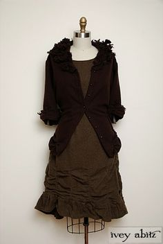 Holiday 2012 Look No. 17 | Vintage Inspired Women's Clothing - Ivey Abitz