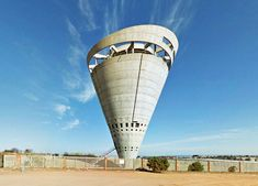 Johannesburg Grand Central Water Tower, Midrand, South Africa
