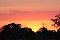 Sunset 22nd Fen 2012