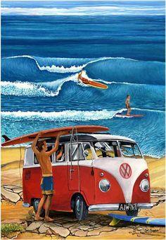 Surf Kombi !!