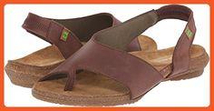 El Naturalista Women's Wakataua ND74 Brown Sandal - Sandals for women (*Amazon Partner-Link)