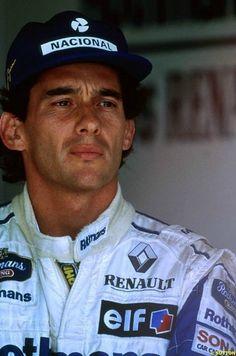 Ayrton Senna (RIP)