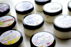 Mid-Summer Night's Dream Body Custard 4 oz Jar - Petals Bath Boutique