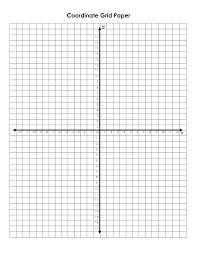 Coordinate Grid Paper,graph Paper Printable ,free Printable Graph Paper  With Axis,free