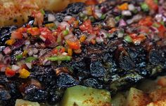 Pechito de Cerdo con Salsa de Tamarindo  (4)
