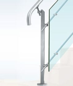 Balustrade Systems MABL 090-  The MABL 090 is a sturdy and stylish balustrade. Made up of high-grade materials and super-fine polish, it is an ideal balustrade for various sites. Further, its sleekness makes it a popular and in-demand choice of the modern day consumer.  -Classic design -High-class materials Rust Free, High Class, Polish, Popular, Classic, Modern, Design, Derby, Vitreous Enamel