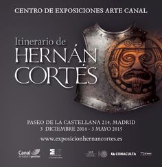 For Tenochtitlan, relation of a graphic novel: The Route of Hernán Cortés / El Itinerario de Hern...