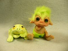 Frog troll and Frog