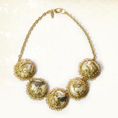 Flock of Feathers Necklace - Lenora Dame