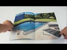 The interactive poolgarden brochure   Agency: TeamHaus GmbH, Bühl
