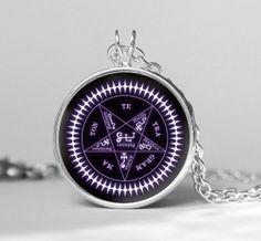 Sebastian Michaelis Black Butler Contract seal emblem Pendant Necklace gift gift girlfriend boyfriend gift
