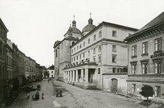 Kostel sv. Michala a K.A. seminář