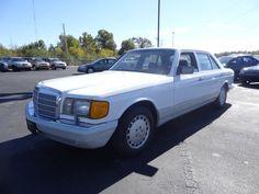 1989 Mercedes-Benz 420-Class 420SEL Sedan - $5,450