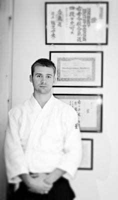Dojochosi at Aikido Shurenkan Dojo. Pilisszentiván, Hungary