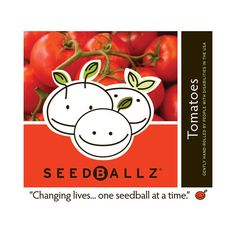 Seedballz Tomatoes (1x 4 Oz)
