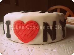 "Mi primera tarta ""sin huevo"" y de chocolate ... http://lascookiesdeelo.blogspot.com.es/2013/03/tarta-new-york-sin-huevo.html"