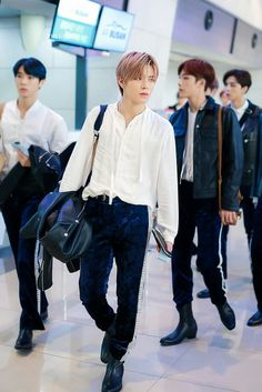 김포공항 유타 공항에서 만난 왕자님