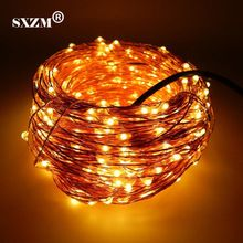 ER CHEN(TM) Gorgeous String Copper Wire Starry String lights with  Multi-Function Remote Controller for Christmas f6009ccae43e
