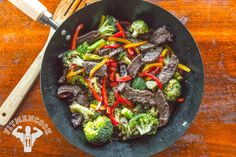 Try this Sesame Beef & Broccoli from the FitMenCook app