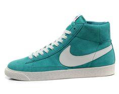 save off 4a629 98828 Green Nike high tops Converse Shoes, Pumas Shoes, Adidas Shoes, Air Jordan  Shoes