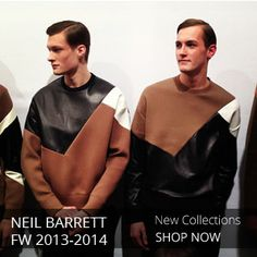neil barrett for men and women