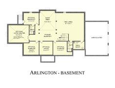 The Arlington Model by Castle Rock Builders
