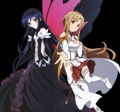 accel world sword art online crossover anime - Google Search
