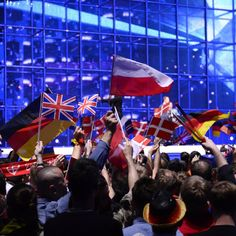 Pin for Later: Listen to Every Single Song From the 2015 Eurovision Song Contest