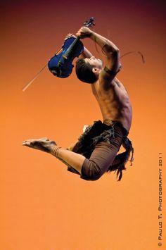 Quetzal Guerrero from DANCING EARTH
