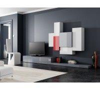 Obývacia stena Tetris I