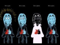 Nick Cave Meets Dr Seuss : Red Right Hand by Dr Faustus - YouTube