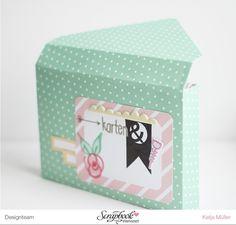 Pinkfresh Studio - Inspirations Kit - Karten von Katja Müller