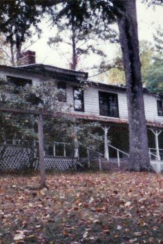 Elkmont, Haunted Club that used to be a Wonderland
