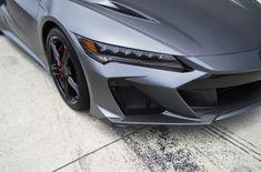 Acura Supercar, Acura Nsx, New Nsx, Ohio, Audi, Black Door Handles, Honda Motors, Type S, Supercars