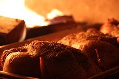 smoky, juicy, roast chicken