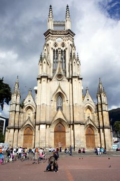 Iglesia de Nuestra Señora de Lourdes_Bogotá