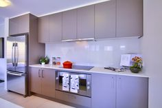 Whip up something special in this modern kitchen Win A House, Prize Homes, Luxury Penthouse, Modern, Kitchen, Trendy Tree, Cooking, Kitchens, Cuisine