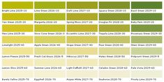 Disney Paint Color Names Behr Paints Chip Color Swatch Sample And Palette Raylan Room Ideas