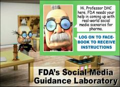 """Digital Health Coalition Urges FDA to Launch a Social Media """"Laboratory"""" to Ensure Adequate Guidance Progress. """"Realizing we do not live in a world of black and white,"""" noted DHC, """"we do need additional and more concrete real-world examples of what 'limited scope' with regard to 'influence' means in practical terms to further foster innovation of interactive patient communication."""""""
