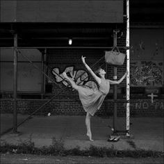 The Ballerina Project  Dance is all about the passion, and if u don't have it,it will show on stage.