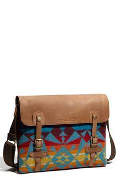 Pendleton Wool Messenger Bag