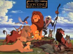 """""""The Lion King"""" (1994) tells the story of Simba, a young lion who is to succeed his father, Mufasa, as king; however, after Simba's uncle Scar murders Mufasa, Simba is fooled into thinking he was responsible and flees into exile in shame and despair. Upon maturation living with two wastrels, Simba is given some valuable perspective from his friend, Nala, and his shaman, Rafiki, before returning to challenge Scar to end his tyranny."""