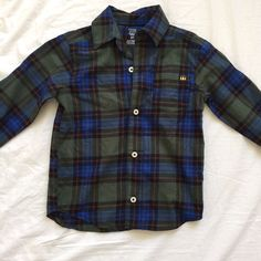 Check this item I am selling on Totspot, the resale shopping app for families.   Plaid Button Down  Carters  Love this! #kidsfashion #familyfashion